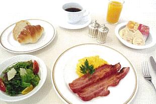 ホテル佐島マリーナセミナープラン洋朝食