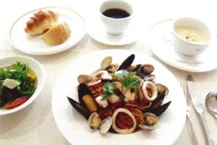 ホテル佐島マリーナセミナープラン洋昼食