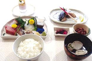 ホテル佐島マリーナセミナープラン和夕食
