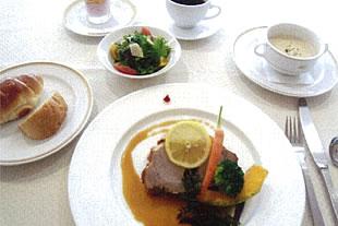 ホテル佐島マリーナセミナープラン洋夕食