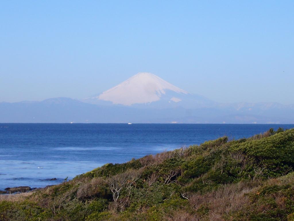 いつみても感動の富士山です