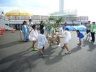 佐島熊野社夏祭り・子供神輿とお囃子