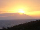 佐島からのダイヤモンド富士