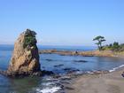 立石・秋谷海岸(たていし・あきやかいがん)