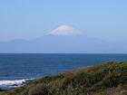 嵐のあとの富士山は綺麗です(12月4日)