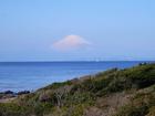 久しぶりに富士山が見えました(3月5日)