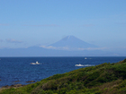 夏の富士山(7月19日)