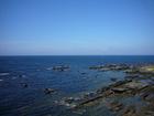 佐島マリーナシーサイドプールから見える風景