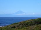今日も暑い!富士山が綺麗です(9月18日)