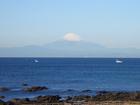 今日の富士山も綺麗です♪