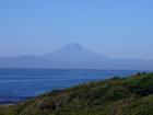久しぶりに富士山が見えました(10月11日)