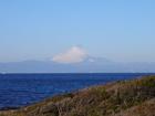 今日は立春。富士山が綺麗です。